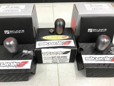 S2 Skunk2 Billet Titanium Coating Gear Knob 5/6 MT