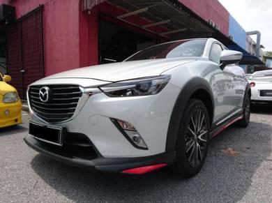 Mazda CX3 Bodykit with Paint