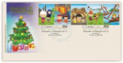 First Day Cover Festival Malaysia Series 2 2012