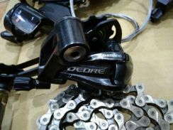 Complete Shimano Acera 9Speed