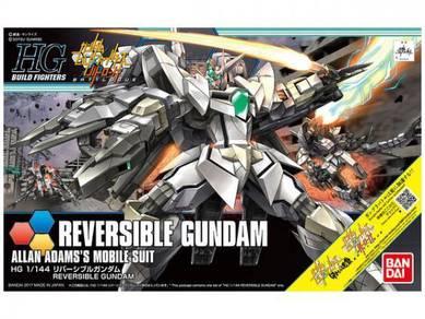 Bandai 1/144 HGBF Reversible Gundam