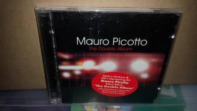 CD Mauro Picotto - The Double Album 2CD