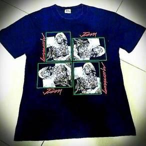 Jim Morrison Memorial 1943-1971 Vintage T-shirt