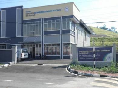 Balakong Super Large Double Storey Semi D Factory (500k Below Market)