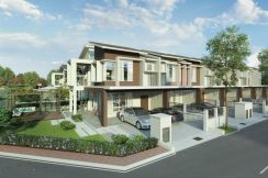 0% down payment new terrace house 20x70 (last phase)