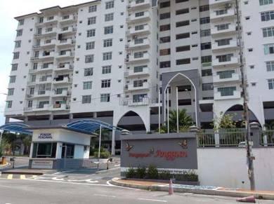Bandar Baru Bangi Seksyen 4, Anggun apartment