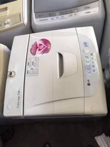 LG 7 KG washing machine auto matic top load