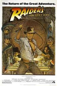 Poster MOVIE RAIDERS OF THE LOST ARK
