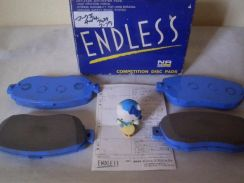 TOYOTA ENDLESS PROJECT Mu DIXCEL brake pad