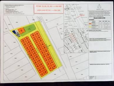 Lokasi Menarik Terhad untuk 6 lot banglo sahaja di bachok umk