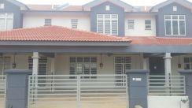 House Double Storey For Rent at Batu Berendam