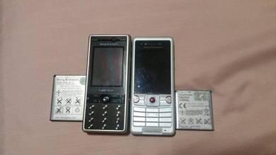 Sony Ericsson k810,