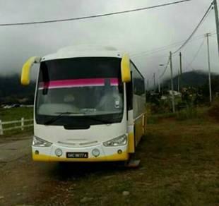 Bas catar seluruh sabah dan bas persiaran sabah