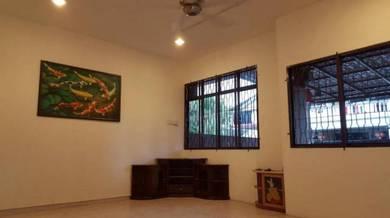 Taman nuri Double storey terrace house