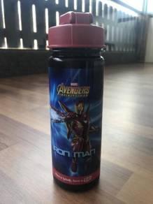 Iron Man Avengers Water Tumbler