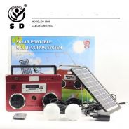 Solar Portable Multifunction System