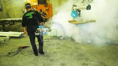 Fogging Larvaciding
