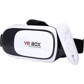 VR box with controller