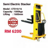 New Branch Opening Semi Stacker ''''promotion''''