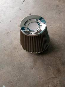 Stainless steel air filter 3' blizt universal
