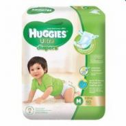 Huggies Ultra Diapers M size x 3 packs