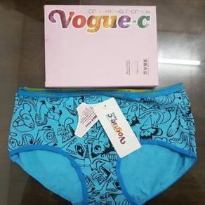 Vogue-C Panties 6pcs