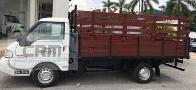 Nissan 1.8 ( m) 2018 wooden, luton box, food truck