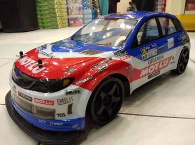 4WD RC Drift Turbo Car