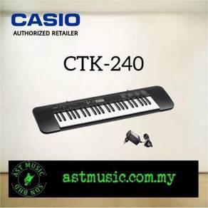 Casio Ctk240 standard keyboard Promo