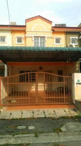 Nice Tasek Double Storey Renovated House
