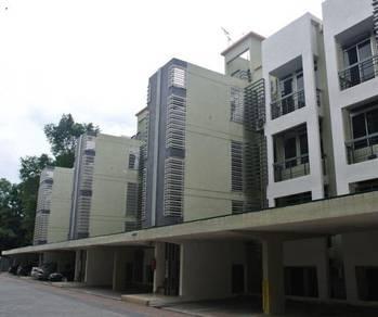 Town House 1658sf at Cyberia Townvillas, Cyberjaya (BELOW BANK VALUE)
