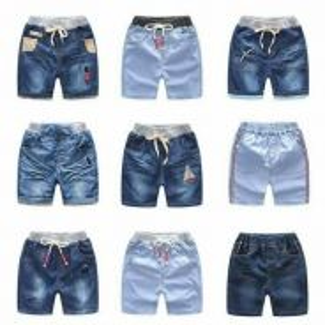 KIds Denim Short Pants