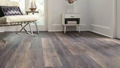 Pvc wood vinyl flooring house>>office