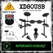 Behringer xd80usb electronic drum