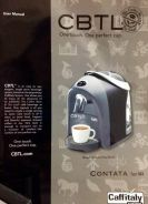 Coffee Bean and Tea Leaf Contata Machine