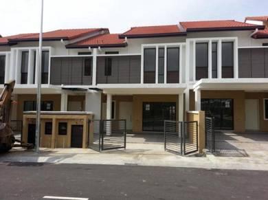 Limited unit seremban new 2 storey house freehold Free Mot