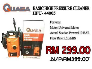 Quasa High Pressure Cleaner 110 Bar, 5.5L/Min