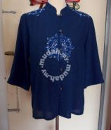 Blouse with Embroidery - Size XL