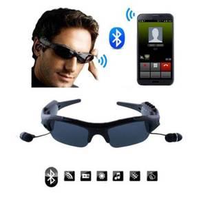 Bluetooth MP3 FHD1080P Camera Polarized Sunglasses