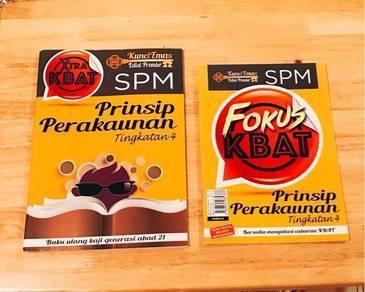 Prinsip perakaunan/SPM