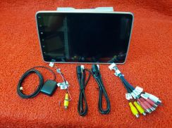 Uni 10.1 inch android 7.1 mirror link mp4 player 8