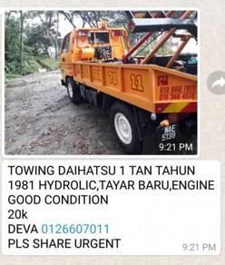 Daihatsu Towing