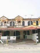 Double Storey Terrace House For Sale at Taman Song Choon, IPOH PERAK