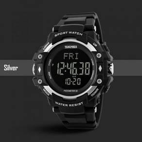 SKMEI 1180 Sport Watch - Heart Rate, Pedometer,