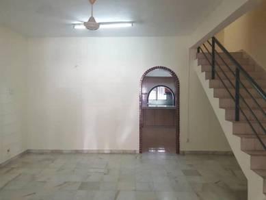 Seremban Jaya,double storey kitchen fully extended