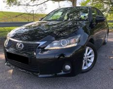 Used Lexus CT200 for sale