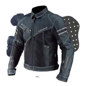 Komine motorcycle jacket