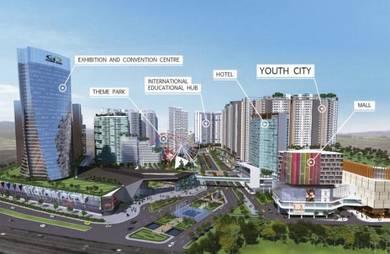 5 Star Condo Negeri Sembilan,Nilai Township NEXT to AEON Mall Jusco