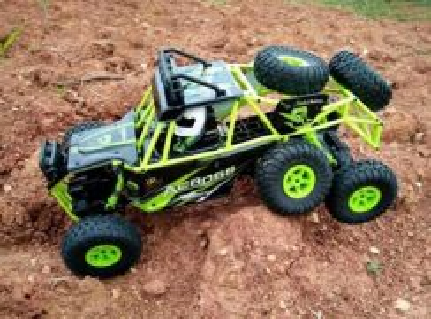 Crawler 6WD King Buggy