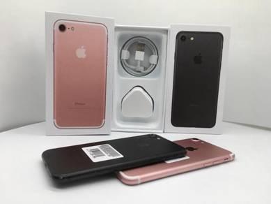 IPhone 7 32GB 4G LTE Ori Apple Full Set with Box